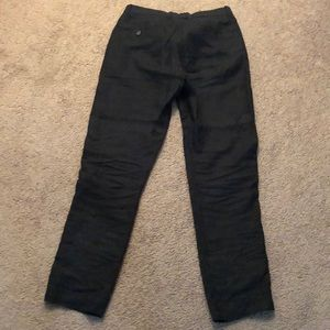 H&M Pants - Men's Slim Fit Black Dress Pants